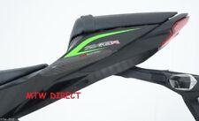 R&G PAIR TAIL SLIDERS CARBON FIBRE  Kawasaki ZX6 R 2013