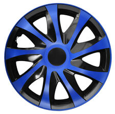 "4x16"" Wheel trims wheel covers for Ford Transit Custom 16"" blue / black"