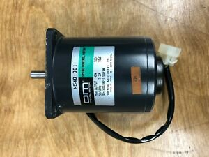 Oriental Motor M540-001 Speed Control AC Motor