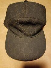 Authentic gucci baseball cap