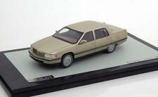 CADILLAC SEDAN DE VILLE 1994 GOLD GLM 43100602 1/43 OR RESIN RESINE USA CAR