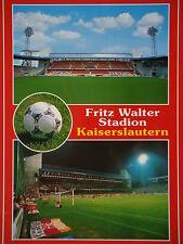 Stadionpostkarte Fritz Walter Stadion Kaiserslautern # Kail 104
