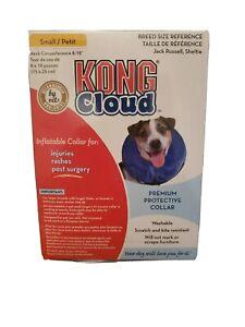 Kong Cloud Premium Inflatable Dog/Cat Collar - Small Petit - New - Open Box