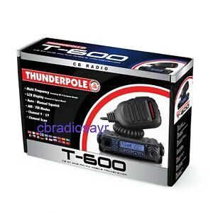 Thunderpole T-600 Multi Channel 12 Volt AM/FM CB Radio