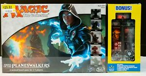 Arena of the Planeswalker Board Game Hasbro - Magic the Gathering - Walmart New