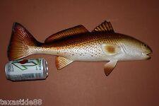 (1)pc, 19 inch REDFISH REPLICA, FISHERMAN GIFT, GAME FISH, MOUNT, REDFISH MOUNT