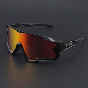 FTIIER Polarized Cycling Glasses Bike Outdoor Sports Eyewear Myopia Glasses 4len