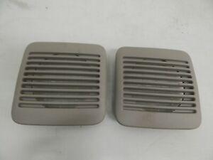 Opel Agila A H00 2x Grille Revêtement Haut-Parleur 78120-83E00 310058