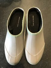 Martha by Mail (Martha Stewart) gardening shoes clogs Size 9