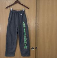 Champion Siena College University Sweatpants Mens Size XS Gray