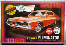 1969 Mercury Cougar Eliminator, 1:25, AMT 898
