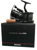 New 2019 Sonik Vader X 6000 RS Carp Reel Quick - Torque Drag System - VXR060RS