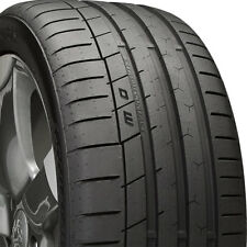 1 NEW 245/45-17 CONTINENTAL EXTREME CONTACT SPORT 45R R17 TIRE 33454