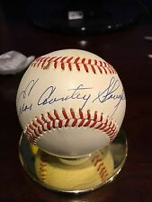 "Enos ""Country"" Slaughter Signed / Autograph ONL Baseball"