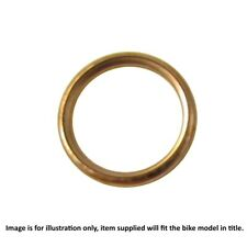 V Twin XZ 550 1984 Replacement Copper Exhaust Gasket UK Model