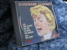 """ROSEMARY CLOONEY CD """"THE ENTERTAINERS"""" VHTF VARIOUS ARTISTS CD 303 AAD IMPORT"""