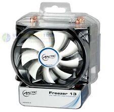 Arctic Cooling Freezer 13 alto rendimiento de CPU Cooler Intel y procesadores AMD