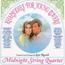 Rhapsodies for Young Lovers * by Midnight String Quartet (CD, Oct-2007