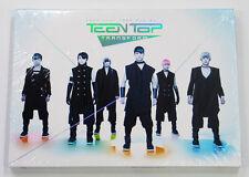 Teen Top - Transform (2nd Single Album)