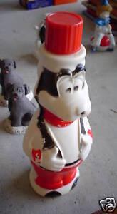 Vintage Colgate Walt Disney Goofy Soaky #5 LOOK