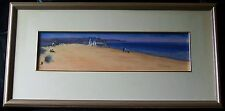 Australian Oil Painting By Mary Hennekam - Beach Scene