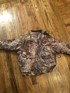 Redhead 2-n-1 Mossy Oak Duck blind jacket
