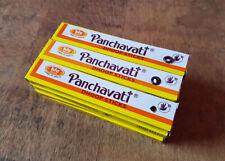 Set of 12 Panchavati Perfumed Dhoop Incesne Sticks with Resinoids and Sandalwood