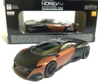PEUGEOT CONCEPT CAR ONYX NOREV 3 INCHES 1/64 DIECAST