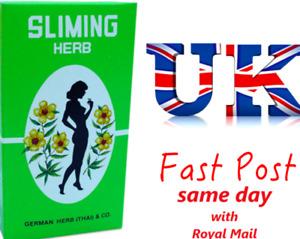 GENUINE - German Herb Slimming Tea for Weight Loss - Diet - Detox UK SELLER
