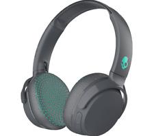 Skullcandy Riff Wireless On-ear Headphone (Gray/teal)