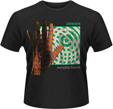 Genesis - Invisible Touch T-Shirt Homme / Man - Taille / Size S PLASTIC HEAD