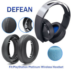 Replacement cushion ear pads for SONY PlayStation PS4 Platinum Wireless Headset