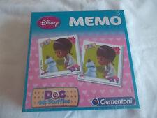 "Memory Disney ""Doc McStuffins"" (Clementoni) >>>NEUWARE<<<"