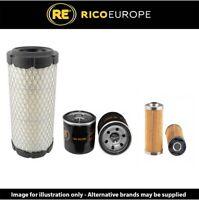 Eurocomach Es 10 Zt Filter Service Set Mit / Yanmar 2Tnv70 Motor