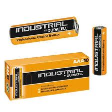 5X Duracell Procell Industrial AAA Alkaline Batteries LR03 MN2400 Battery Micro