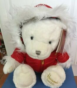 Harrods 2018 Oliver Christmas Bear -new with tag