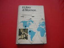 IL LIBRO DI MORMON-LA PERGAMENA DI GIUSEPPE-WALTHERDRUCK-1968