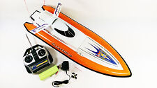 UK Express Syma RC Radio Control Electric 7007 Blue Streak Racing Speed Boat Toy