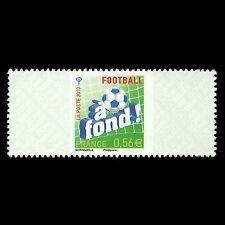 France 2010 - Football Sports - Sc 3824 MNH