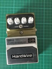 Digitech Hardwire CM2 Tube Overdrive Pedal Guitar