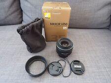 Nikon NIKKOR 35mm f/1.8 DX AF-S G Lens