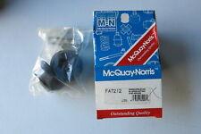 NOS McQuay-Norris FA7212 Suspension Strut Rod Bushing Kit Front
