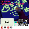 A4/A5 Draw Light Magic Board Fun Developing Painting Tablet Toy Educational