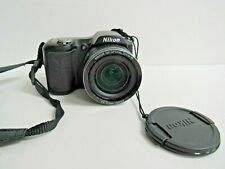 Nikon Coolpix L100 10 MP Digital Camera with 15x Optical Vibration Reduction