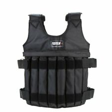 SUTEN Max 20 kg of load weight adjustable Weighted Vest jacket vest exercis E3X8