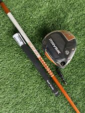 Callaway Mavrik Driver Choose Model Loft And Any Graphite Design Shaft Tour AD