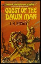 Quest of the Dawn Man by J.H. Rosny - Ace PBk (F269) 1st PRINT 1964 - EXCELLENT