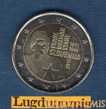 2 Euro Commémo - Slovénie 2011 Rozman Franc