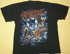 Mad Engine Marvel Venom Graphic LogoT-Shirt Black size L