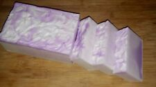 LILAC--Cottage Farms Goat's Milk Soap Handmade 3 Pound Loaf